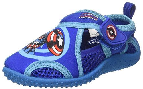 Marvel Aqua, Zapatillas Impermeables Para Niños Blu (Royal)