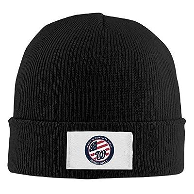 XTREME Winter Cap-Nats Logo For Unisex Black