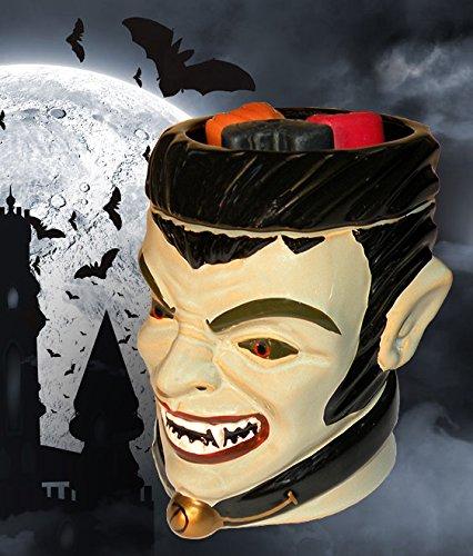 Dracula: The King of Vampires - Horror Style Wax Warmer