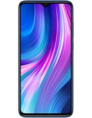 "$244 » Xiaomi Redmi Note 8 Pro 128GB, 6GB RAM 6.53"" LTE GSM 64MP Smartphone No Warranty - Global Model (Ocean Blue) (Blue, 128)"