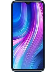 "$244 » Xiaomi Redmi Note 8 Pro 128GB, 6GB RAM 6.53"" LTE GSM 64MP Smartphone No Warranty - Global Model (Ocean Blue) (Blue, 128)"