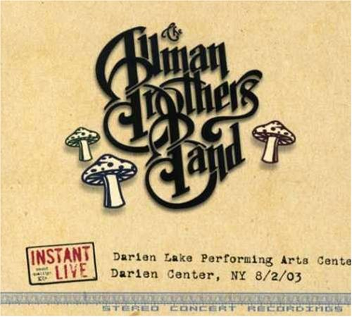 Instant Live: Darien Lake Performing Arts Center by Instant Live Rec.