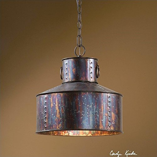 Uttermost 21924 Giaveno 1-Light Pendant (Ck Generic 1 Light)