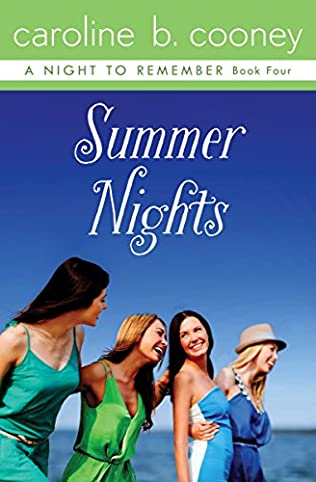 book cover of Summer Nights