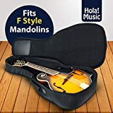Hola! Heavy Duty A & F Style Mandolin Gig Bag