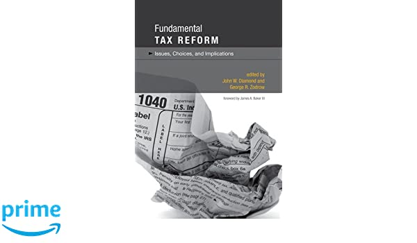 united states tax reform in the 21st century zodrow george r mieszkowski peter