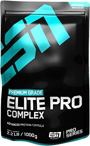 ESN Elite Pro Complex Protien, Lemon Cake, 1000g Beutel