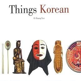 things korean lee o young holstein john