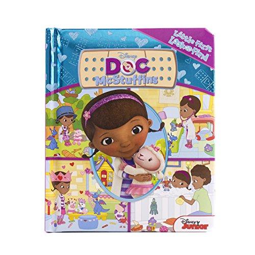 Disney - Doc McStuffins Little First Look and Find - PI Kids