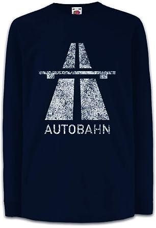 Amazon com: Autobahn Kids Boys Girls Long Sleeve T-Shirt Electro Pop