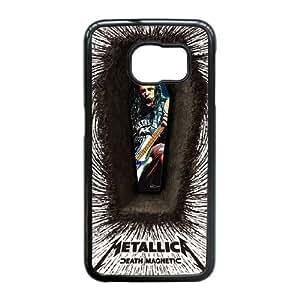 Custom Phone Case Metallica For Samsung Galaxy S6 Edge A56676