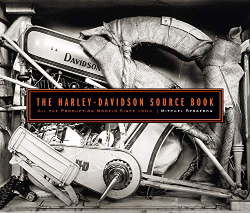 Fxr Harley Motorcycle - The Harley-Davidson Source Book: All the Production Models Since 1903
