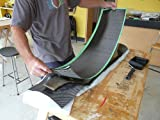 Polymer Planet Carbon Fiber Sheet & Epoxy Resin Kit