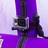 Kite Surfing Strut Mount for ALL GoPro Action Cameras Hero HD - Hero2 - Hero3 - Hero4 & Hero5- Perfect for Kiteboarding