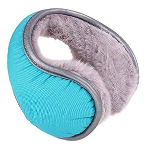 Men / Women's Winter Fleece Lined Compact Ear Muff Warmer