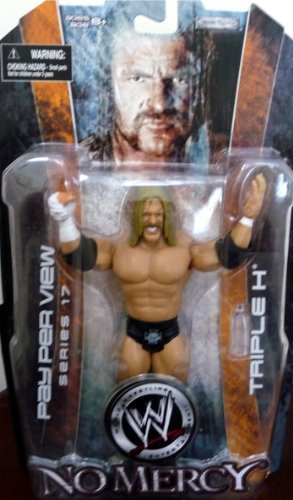 WWE Wrestling Classic Superstars Series 15 Action Figure The lock LJN style by WWE