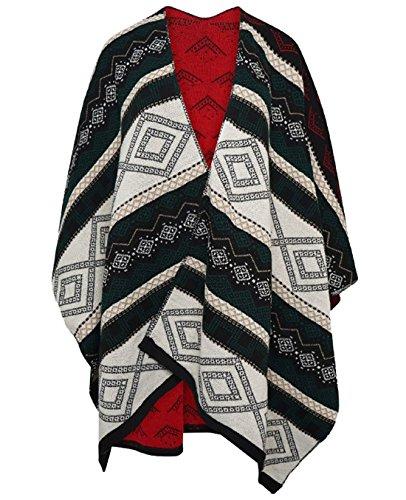o azul tama rojo chaleco un 21 moda de mujer Sza7q