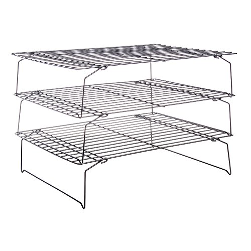 Tasty 3 Tier Cookie Cooling Rack - Non-Stick by Tastey