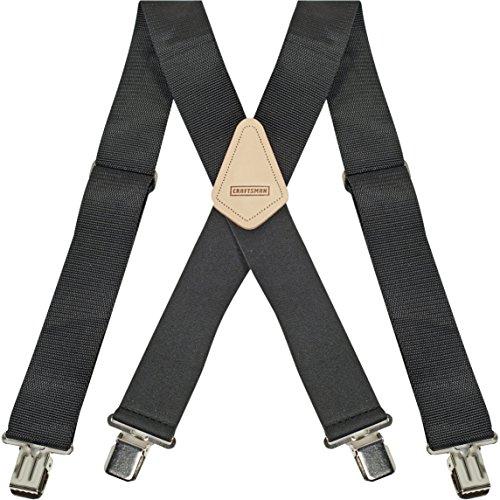 Craftsman Men's Utility Suspenders 9-40477