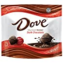 DOVE PROMISES Dark Chocolate Candy 8.46-Ounce Bag (Pack of 8)
