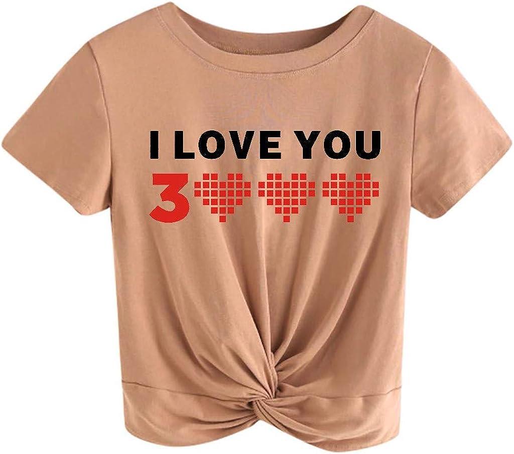 I Love You 3000 Crop Tops...