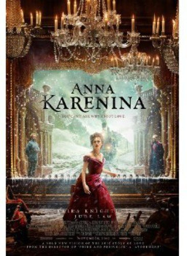 Anna Karenina (Dvd Releases New Movie)