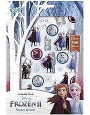 Totum Disney Frozen II Klistermärke Bok Med Över 300 Magiska Klistermärken