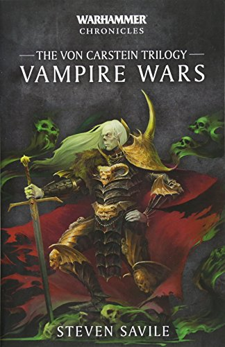 Vampire Wars (Warhammer Chronicles)