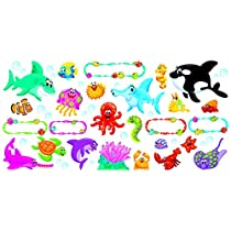 Trend Enterprises Sea Buddies Bulletin Board Set (T-8304)