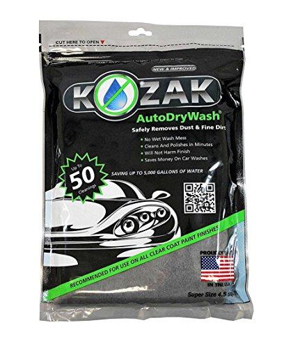 (KozaK® Auto DryWash 4.5 sq. ft. 3 Pack )
