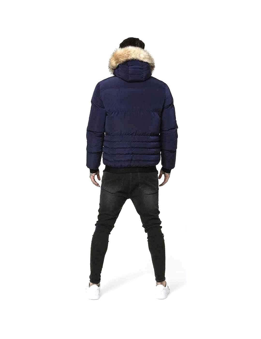 Sik Silk Cazadora Distance Jacket Azul Hombre