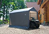 ShelterLogic 6' x 12' x 8' Shed-in-a-Box All Season
