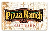 Pizza Ranch Crackled Gift Card - 10 offers