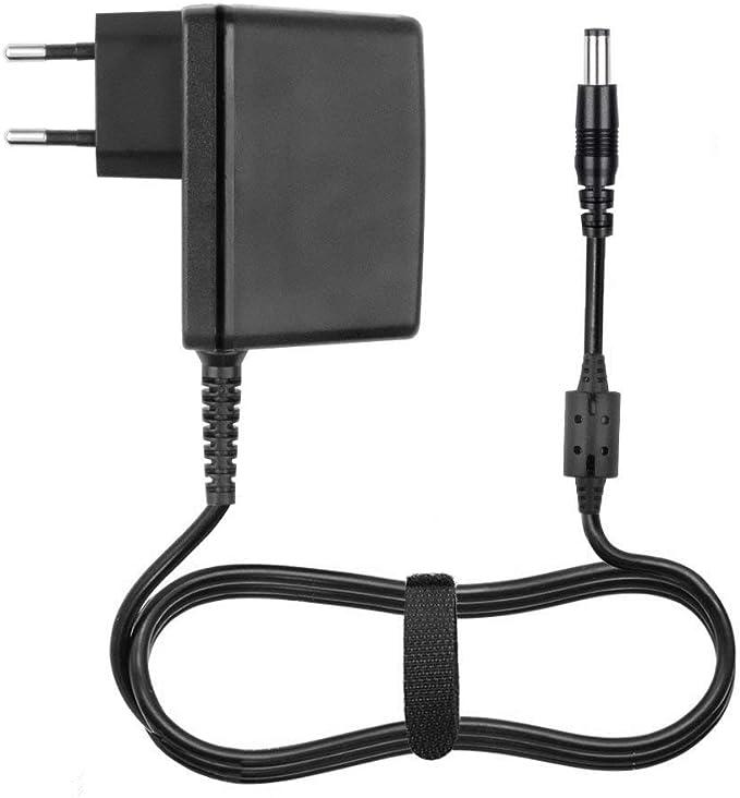 lirr EU 19 V/0.6 a conector adaptador piezas para aspiradora ilife A4 X5 V5 V5 V3 V5 Pro A4S A4 A6 Robot aspirador: Amazon.es: Hogar