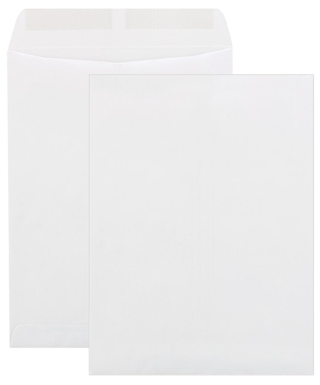 Columbian CO635 9x12-Inch Catalog White Envelopes, 250 Count MEAD WESTVACO