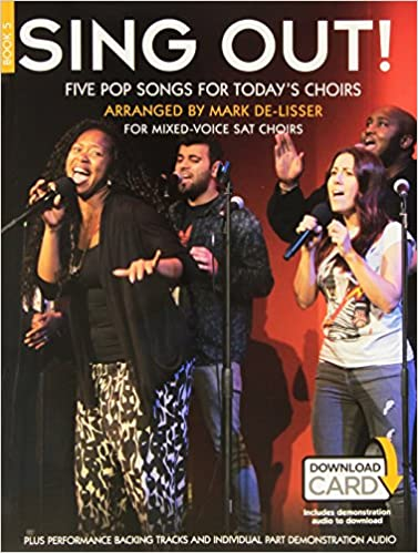 Read online Sing Out 5 Pop Songs for Today's Choirs: Book 5 PDF, azw (Kindle), ePub, doc, mobi
