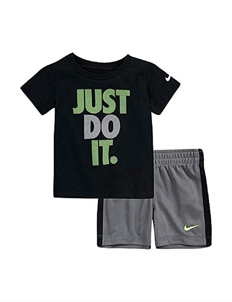 Nike Baby Boys 2-Piece Just Do It Short Set