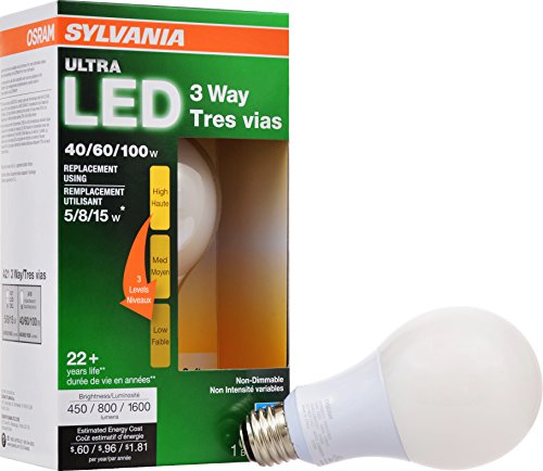 Sylvania-74021-Ultra-LED-Non-dimmable-15Watt-120Volts-Light-Bulb-Warm-White