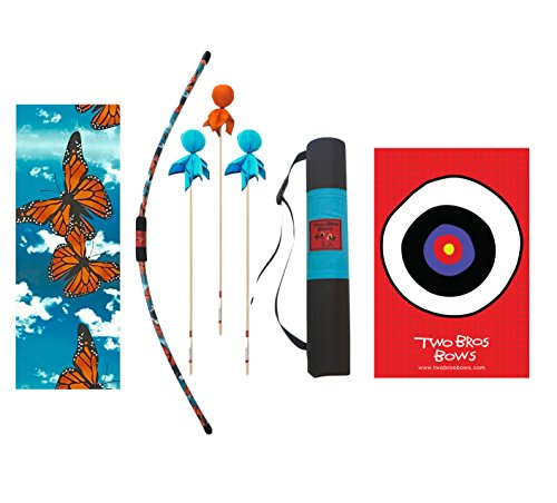 Two Bros Bows Monarch Archery Combo Set]()