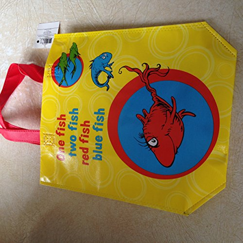 (One Fish, Two Fish Tote Bag)