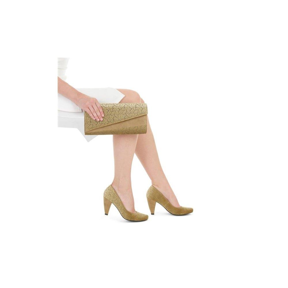 Ruby Shoo Womens Leah Court Shoe Pumps