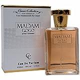 Madam GOGO Coco Mademoiselle Perfume For Her 3.3 oz Eau de Parfum (Imitation)