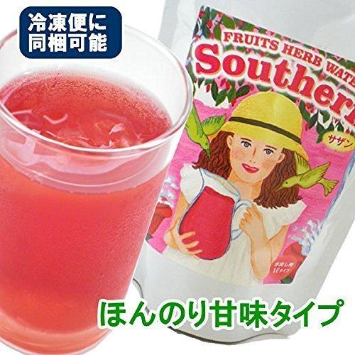Fruit herb water 20PX5 bags set Southern water out herbal tea slightly sweet taste