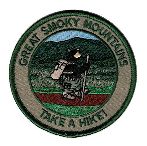 Great Smoky Mountains - Take A Hike! - Hiking Bear Patch