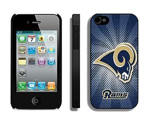 NFL St Louis Rams iPhone 4 4S Case 010 NFL iPhone 4 Case