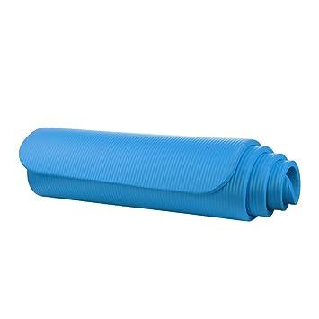 HYTGFR Estera de Yoga 15 mm Ejercicio Grueso Ejercicio ...