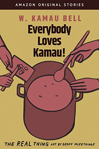 Everybody Loves Kamau! (The Real Thing collection) cover