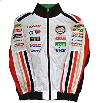 LCR Honda Oficial Moto GP Racing Team chaqueta: Amazon.es ...