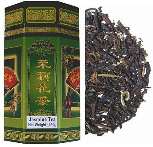 250 g de te verde de jazmin - hojas sueltas