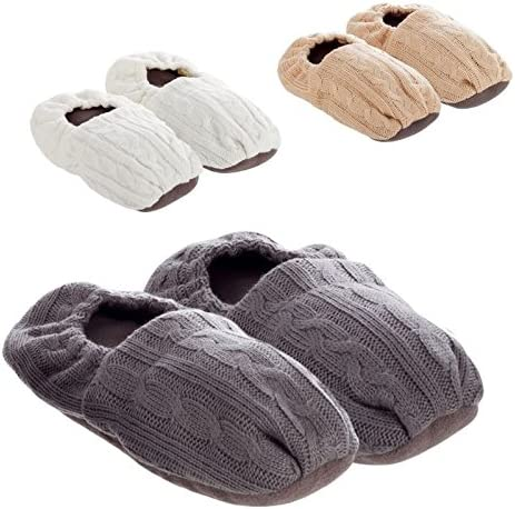 DCASA dcasa - Zapatillas térmicas de semillas para microondas ...